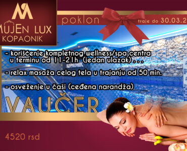 vaucer wellness i spa